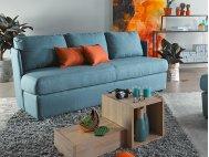 Vox 3 Seater Fabric Sofa