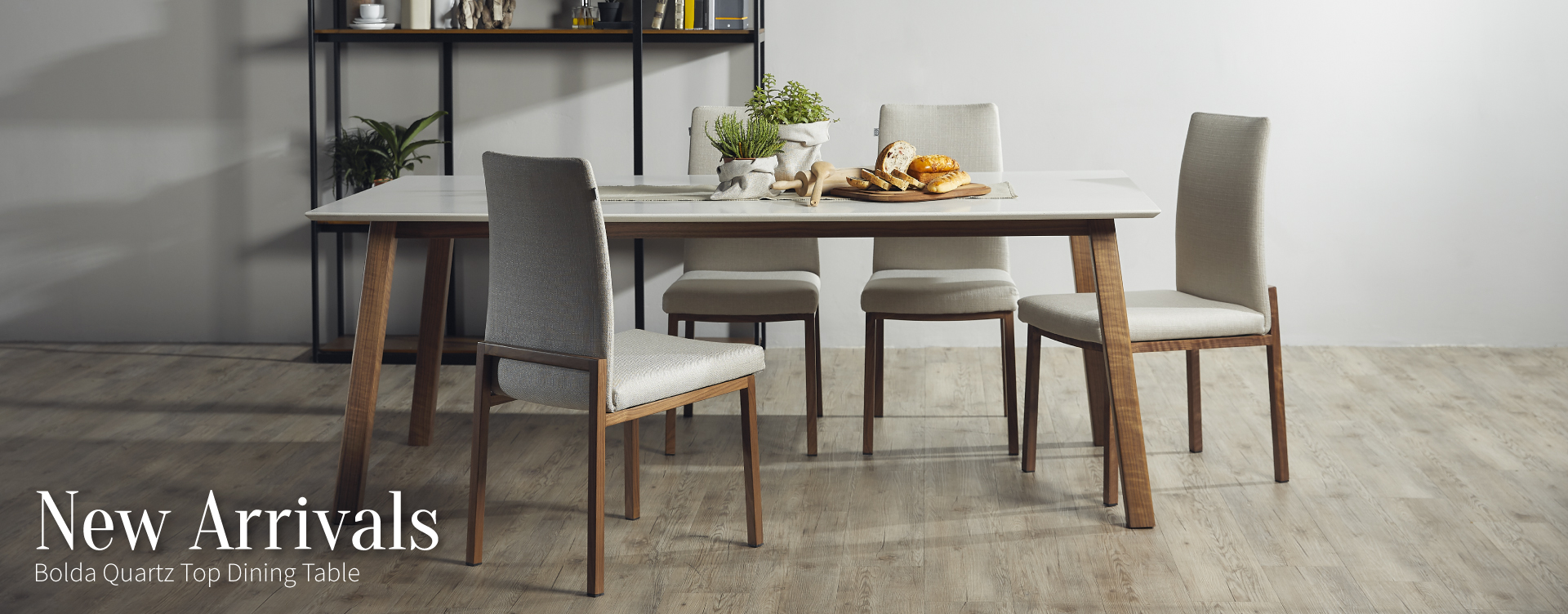 Bolda Dining Table