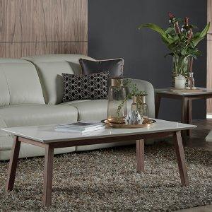 Bolda Quartz Coffee Table