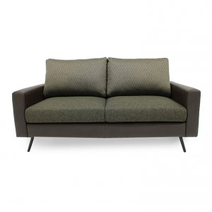 Dansk 3 Seater Fabric Sofa