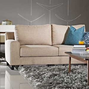 Ross Fabric Sofa
