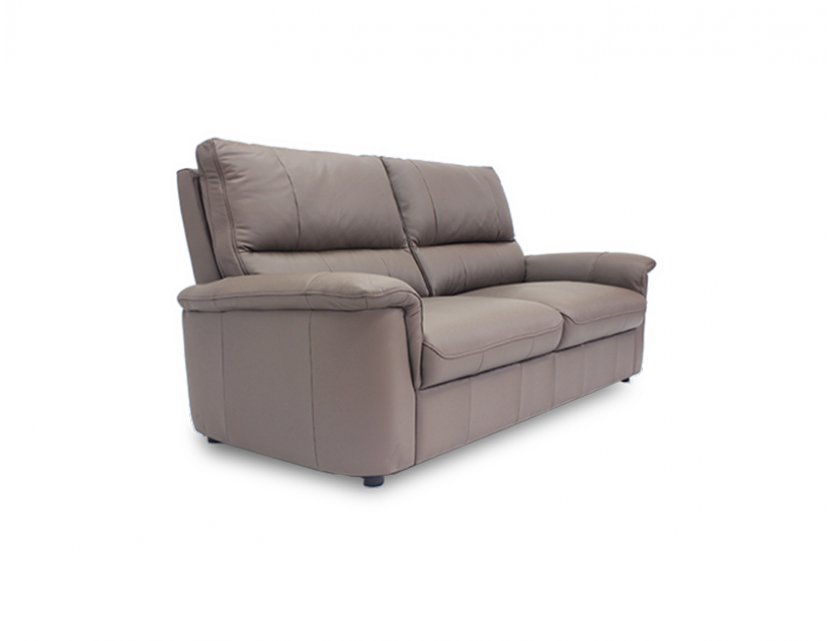 Lux Leather Sofa