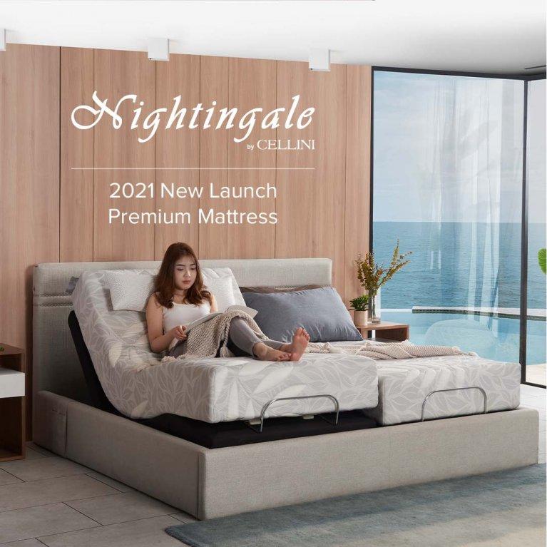 Nightingale Premium Mattress
