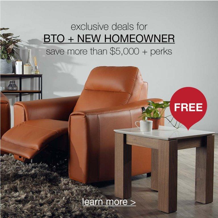 BTO n New Homeowner