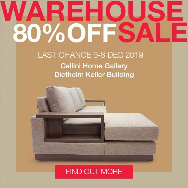 EXTENDED Warehouse Sale