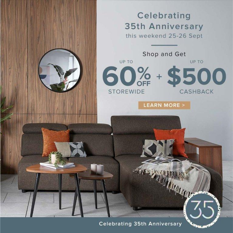 Anniversary Sale | Instant Cashback