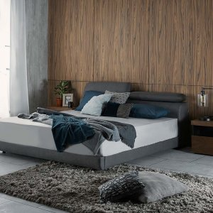 Apollo Bedframe with Storage and Adjustable Headboard