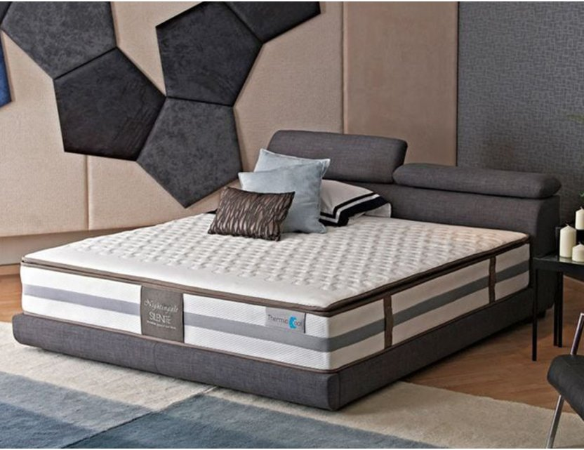 Apollo Bedframe with Thermic Cool Mattress
