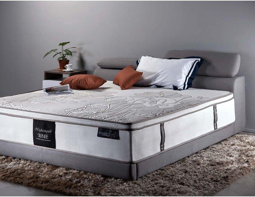 Apollo Bedframe with Intense Sleep Mattress