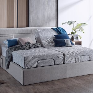 Float bed with Natura Mattress