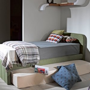 Holly Bedframe with Drawer Mattress