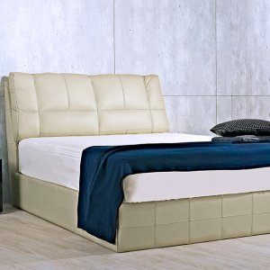 Ola Slim Bedframe with Orthopedic Mattress