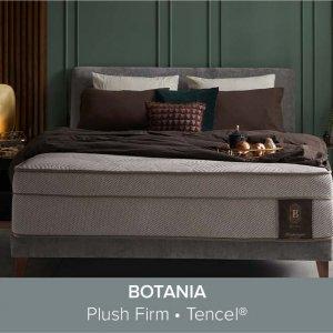 SardiniaBedframe with Botania Mattress 15.5