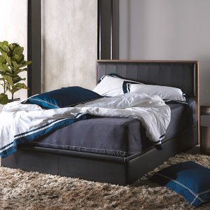 Trinity Bedframe with Storage Divan and Orthopedic Mattress