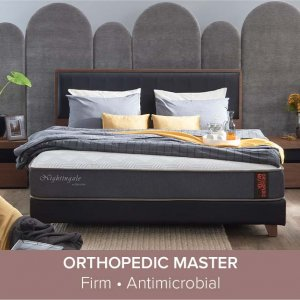 Trinity Bedframe and Orthopedic Master Mattress 10