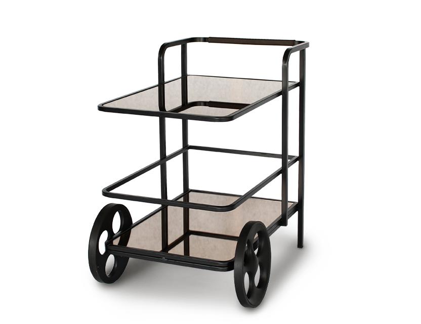 Assam Tea Trolley