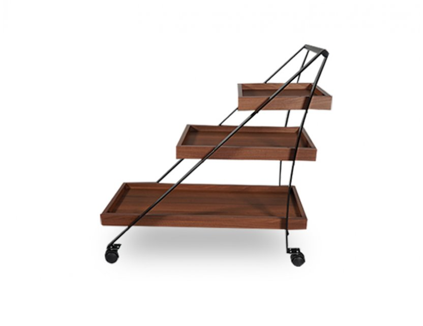 Chai Coffee Table / Tea Trolley