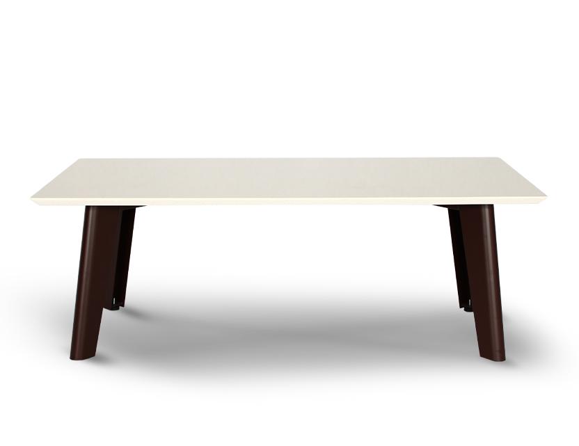 Kay Quartz Top Coffee Table