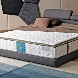 "Spinal Supreme Mattress - 12"" thickness (Home Package, Top up)"