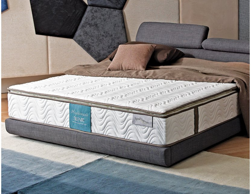 "Spinal Supreme Mattress - 12"" thickness"