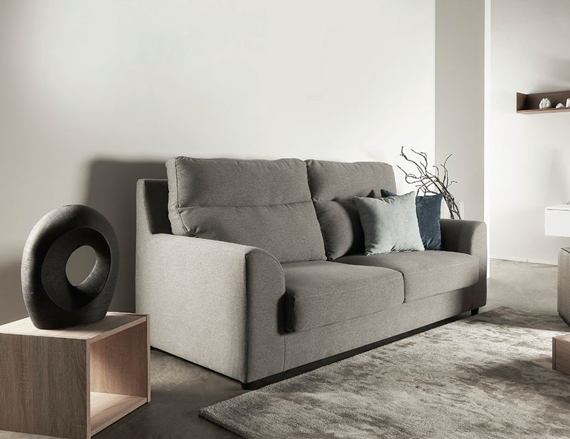Altura 3 Seater Fabric Sofa