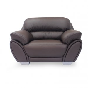 Bianca 1 Seater Leather Sofa
