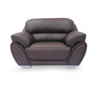 Bianca 1 Seater Leather Sofa