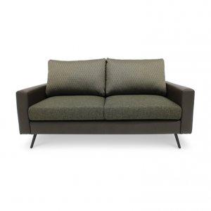 Dansk 2 Seater Fabric Sofa
