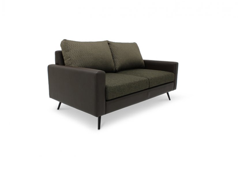 Dansk 2 Seater Fabric Sofa