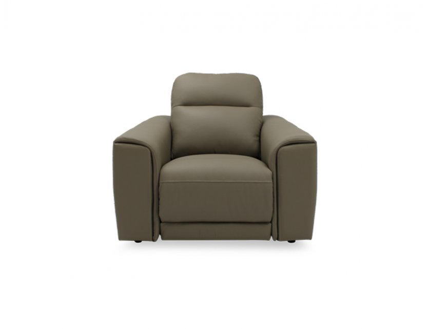 Grande 1 Seater Leather Recliner Armchair