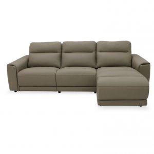 Grande L-shape 3 Seater Motorised Recliner Sofa