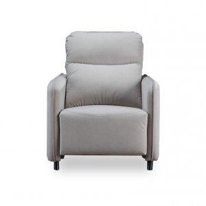 Homer 1 Seater Fabric Sofa