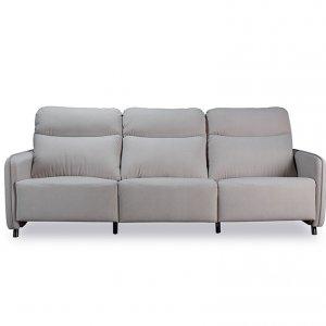 Homer 3 Seater Fabric Sofa