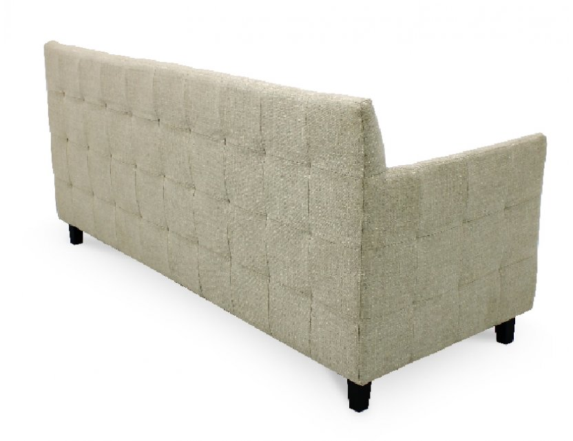 Josee 3 Seater Fabric Sofa