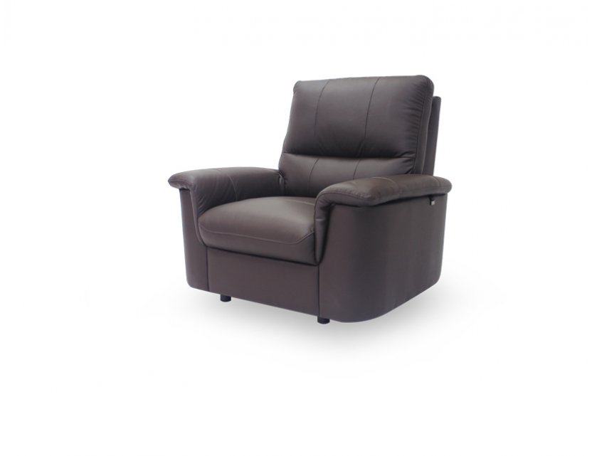 Lux 1 Seater Leather Armchair
