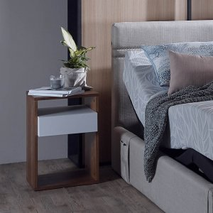 Carla Bedside Table