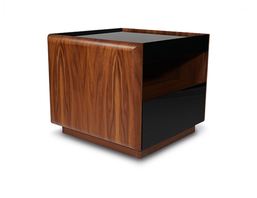Crema  Bedside Table