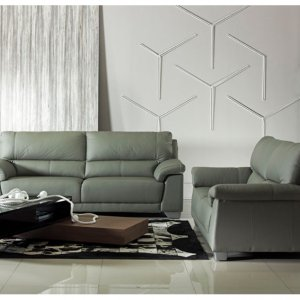 Divano Faux Leather Sofa Package