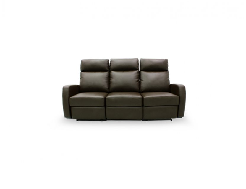 Glide Leather Sofa Package
