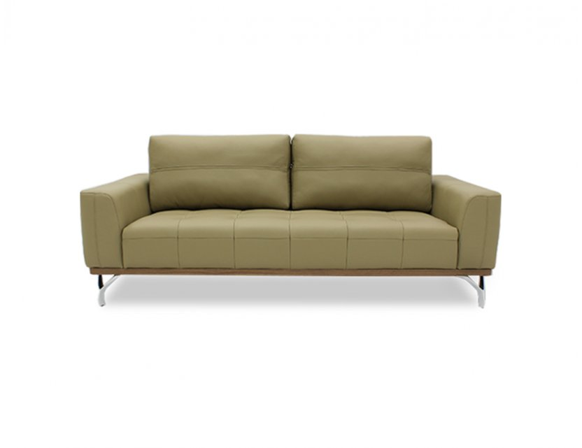 Yves Leather Sofa Package